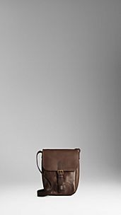 Small Palmelatto Leather Crossbody Bag