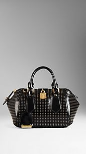 The Small Blaze in Studded Leather