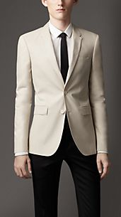 Modern Fit Cotton Jacket