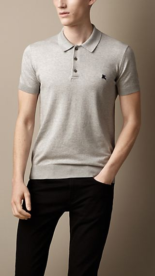 Pima Cotton Polo Shirt
