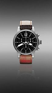 Montre chronographe The Utilitarian BU7815 42 mm