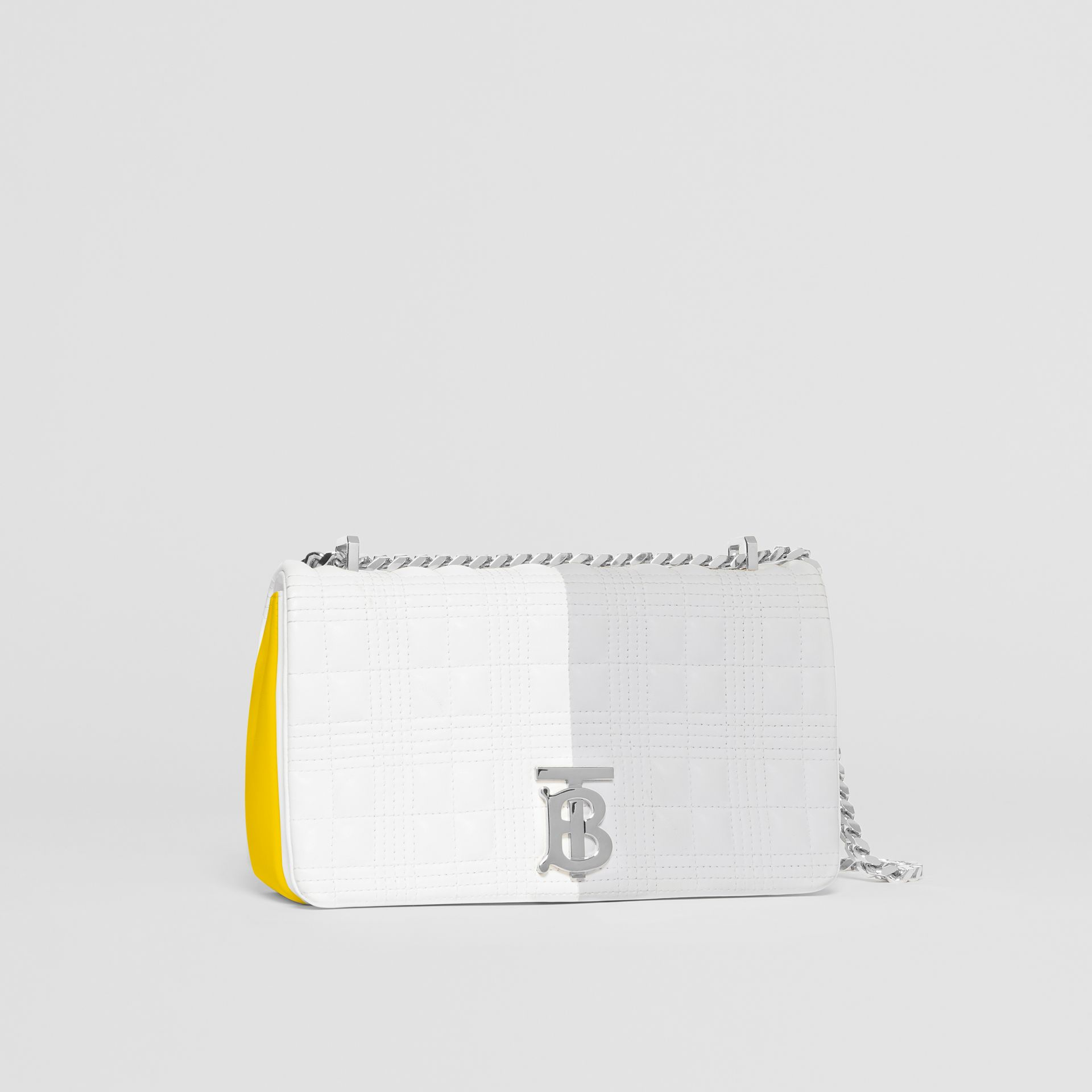 Small Quilted Tri-tone Lambskin Lola Bag - Women | Burberry United States - gallery image 4