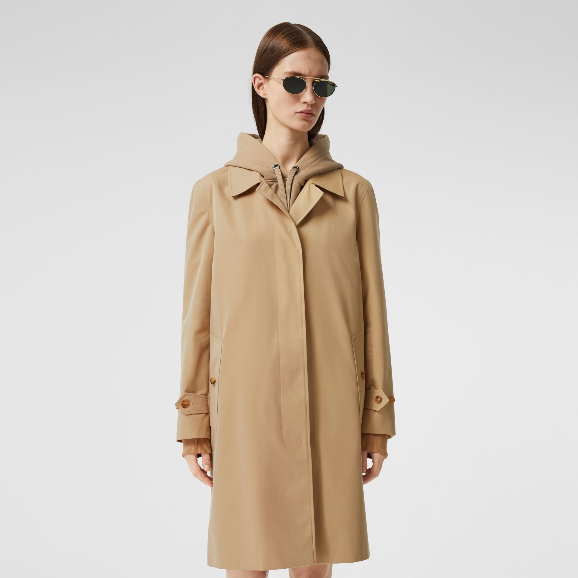 Paletot Heritage The Pimlico (Miel) - Femme | Burberry Canada - photo de la galerie 7