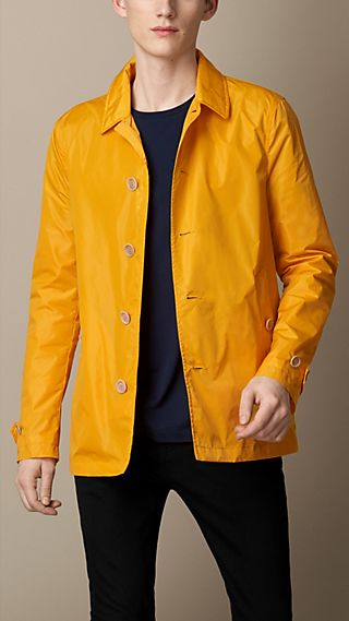 Packaway Nylon Car Coat
