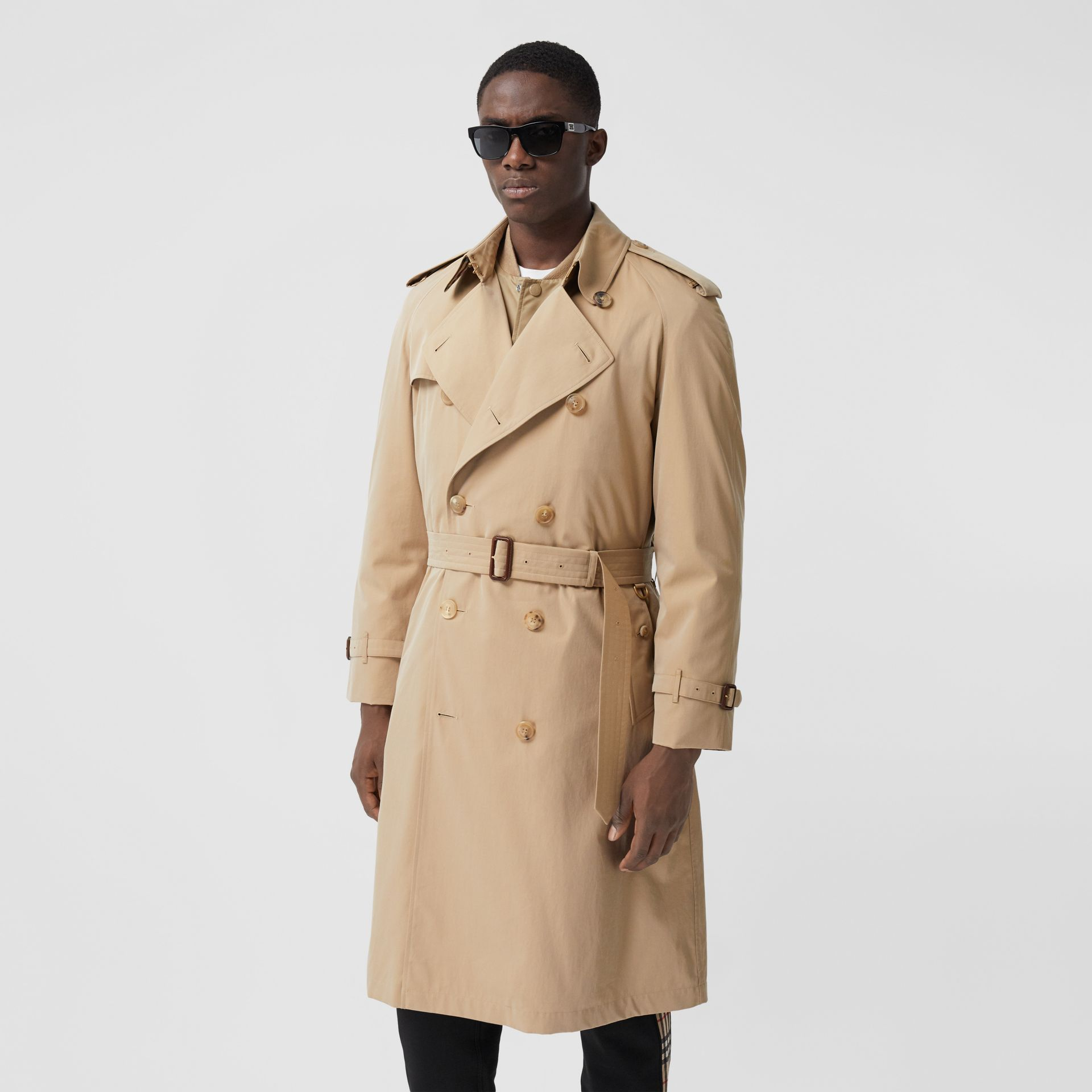 The Westminster Heritage Trench Coat in Honey - Men | Burberry United Kingdom - gallery image 6