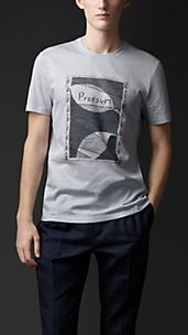 Prorsum Graphic Crew Neck T-shirt
