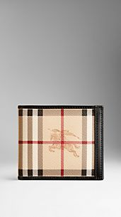 Cartera de checks Haymarket