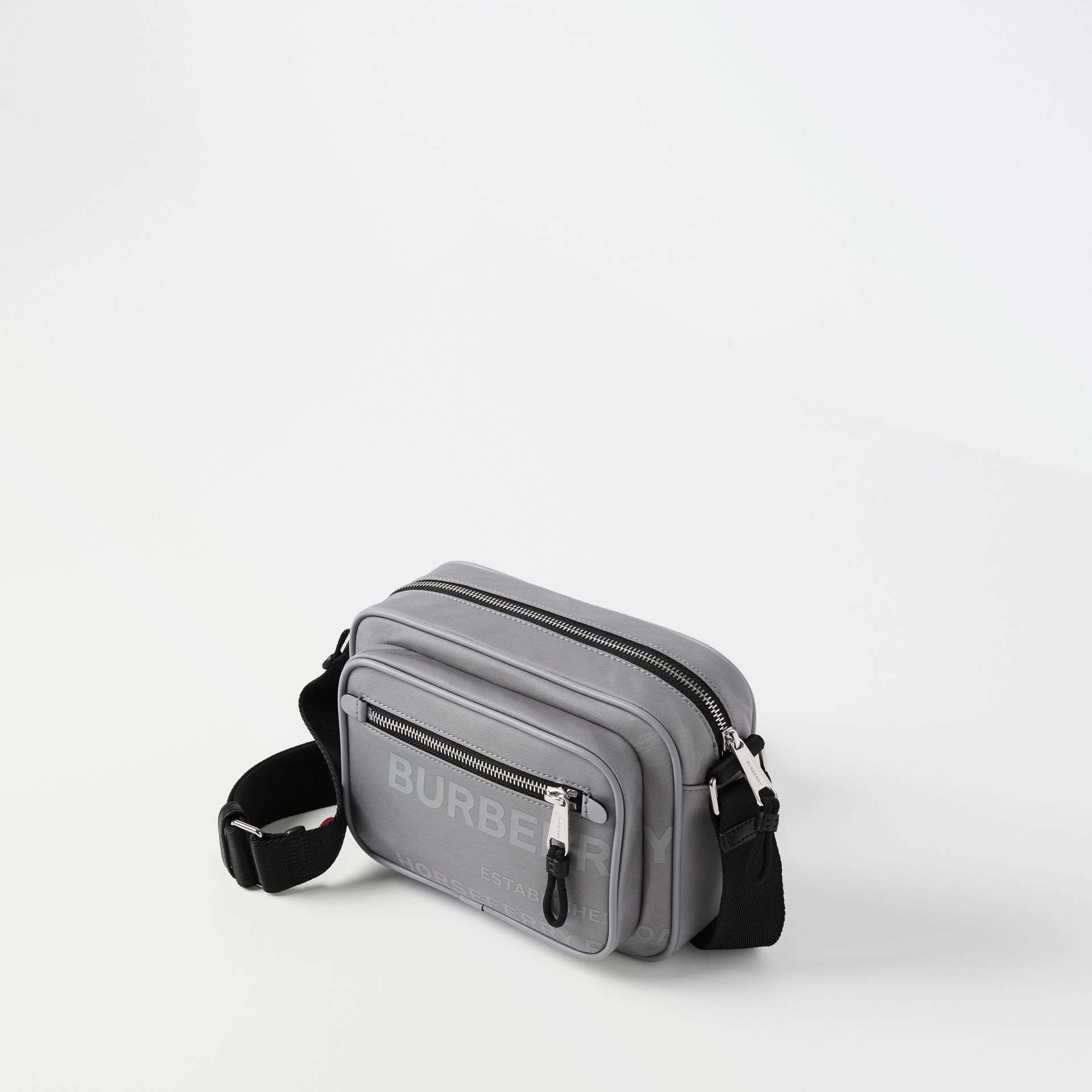 Horseferry Print ECONYL® Crossbody Bag - Men | Burberry - gallery image 2