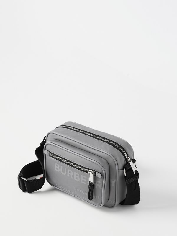 Horseferry Print ECONYL® Crossbody Bag - Men | Burberry United Kingdom - cell image 2