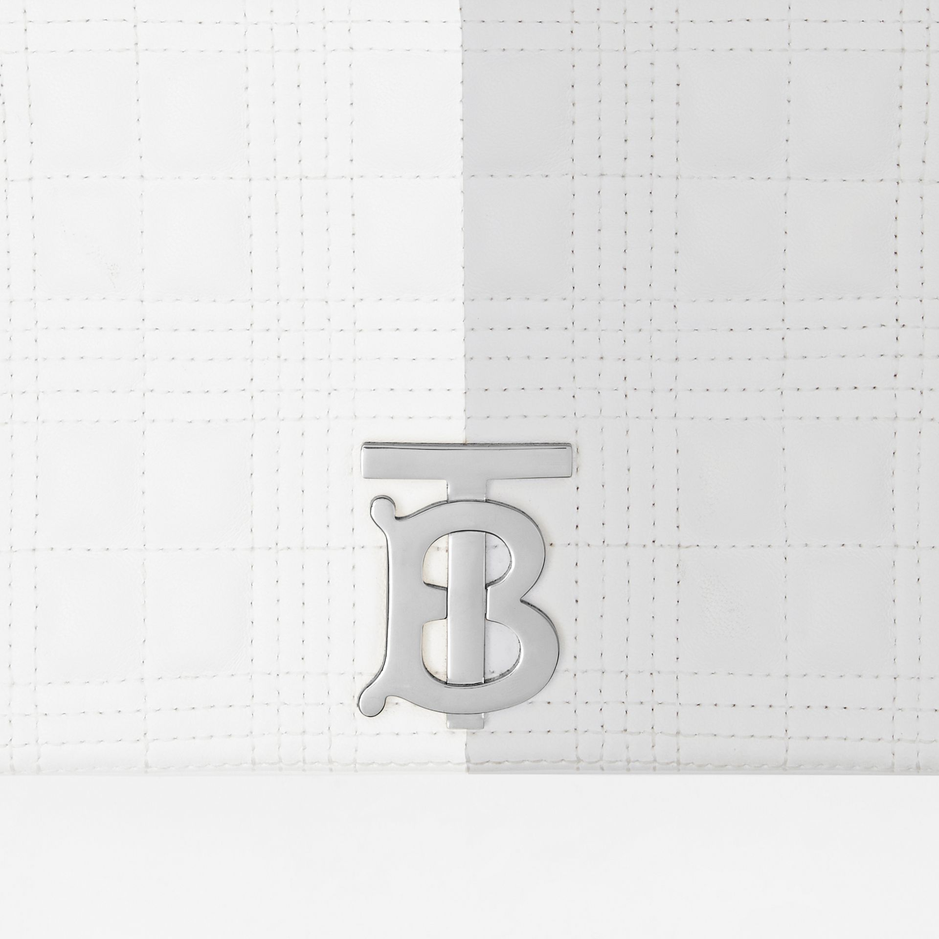 Small Quilted Tri-tone Lambskin Lola Bag - Women | Burberry United States - gallery image 1