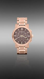 The City BU9353 42mm Chronograph