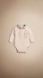 PETER PAN COLLAR BODYSUIT