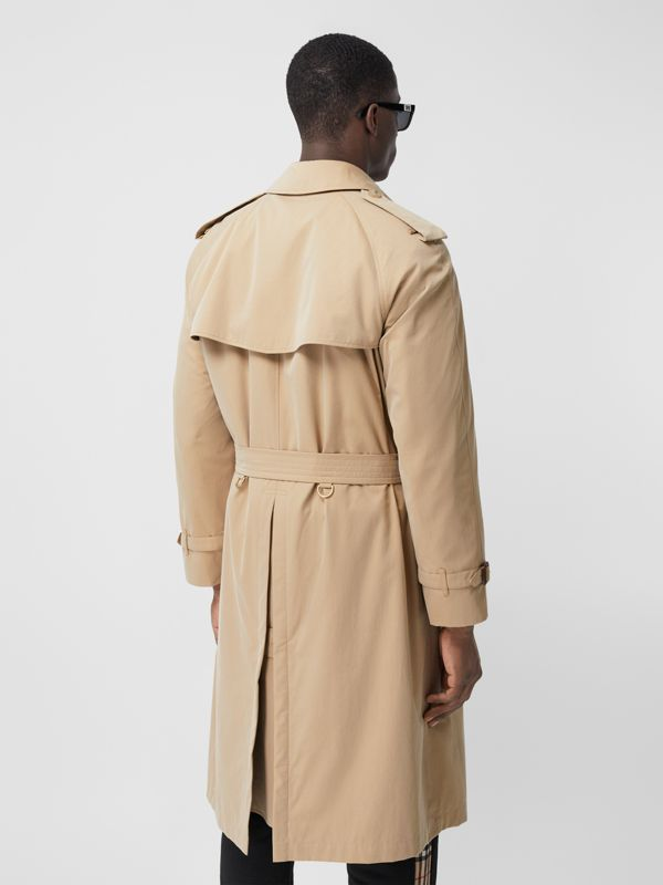 The Westminster Heritage Trench Coat in Honey - Men | Burberry Australia - cell image 2