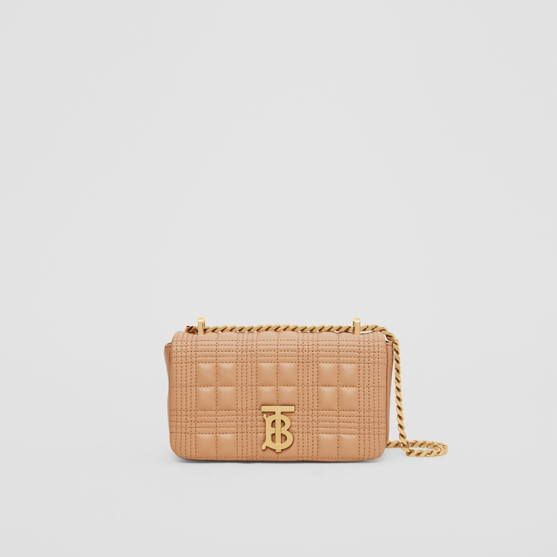 Mini Quilted Lambskin Lola Bag - Women | Burberry - gallery image 0