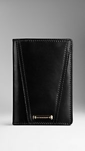 Bridle Leather Passport Holder