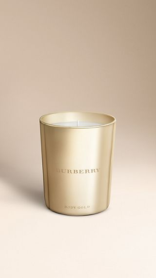 Burberry Body Gold Candle