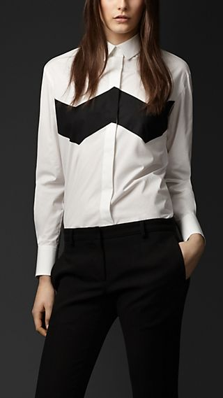 Zigzag Graphic Shirt