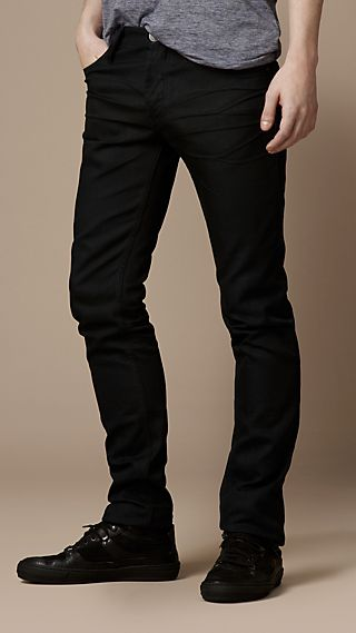 Steadman Sprayed Slim Fit Jeans