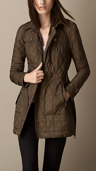 Heritage Quilted Coat