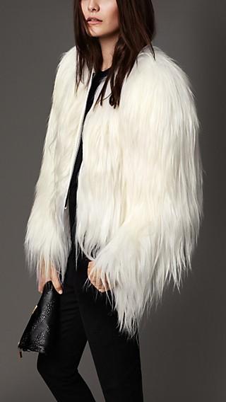 Goat Hair Jacket