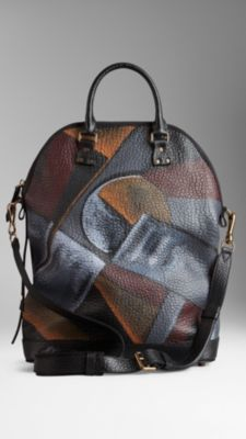 特选装饰手绘图样的典藏粒面皮革精心打造而成 以精湛的手工上色技法