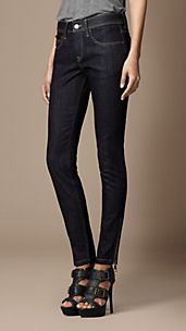 Burrington Indigo Slim Fit Jeans