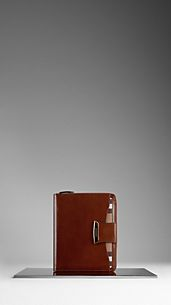 Bridle House Check Document Case