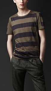 Paint Stripe T-Shirt