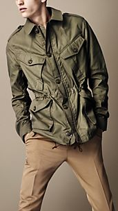 Heritage Military Field Jacket