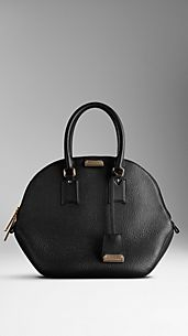 Sac The Orchard medium en cuir grainé Heritage
