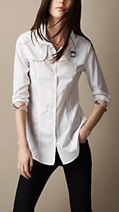 Heritage Cotton Poplin Shirt