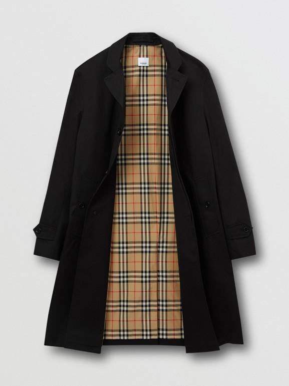 Cotton Gabardine Car Coat | Burberry United Kingdom - cell image 1