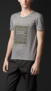 Prorsum Graphic Print T-Shirt