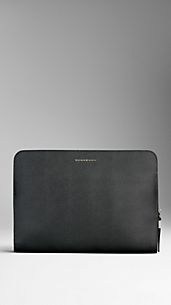 London Leather Document Holder