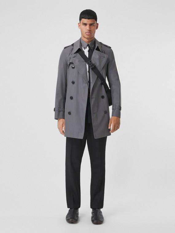 The Chelsea - Trench coat Heritage (Cinza Médio)