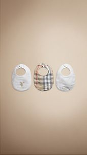 Baby Essentials Bib Set