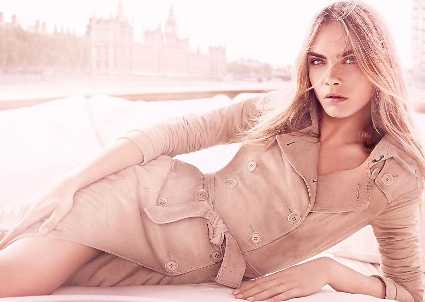 BURBERRY BODY TENDER THE NEW FRAGRANCE FOR WOMEN