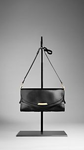 Bridle Leather Clutch Bag