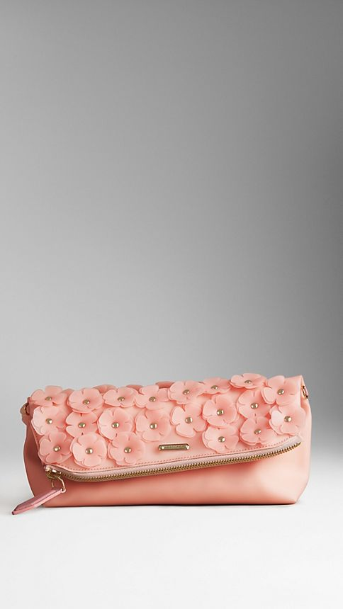 Sale alerts for Burberry The Petal in Sheer Vinyl with Flowers - Covvet