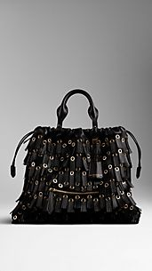 The Big Crush with Fringed Eyelets