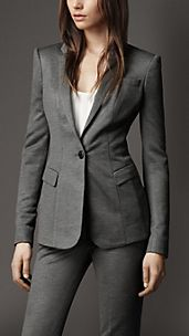 Minimal Tailored Jacket