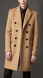 Felted Wool Topcoat