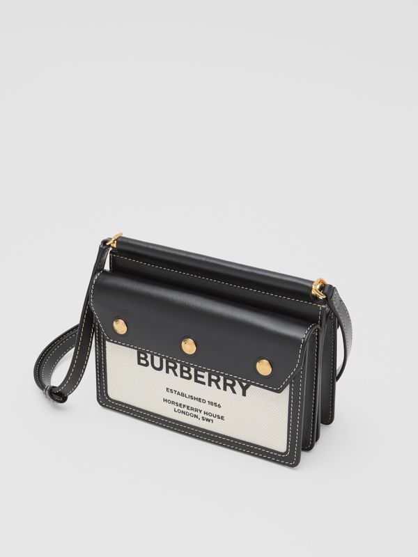 Mini Horseferry Print Title Bag with Pocket Detail - Women | Burberry United States - cell image 2