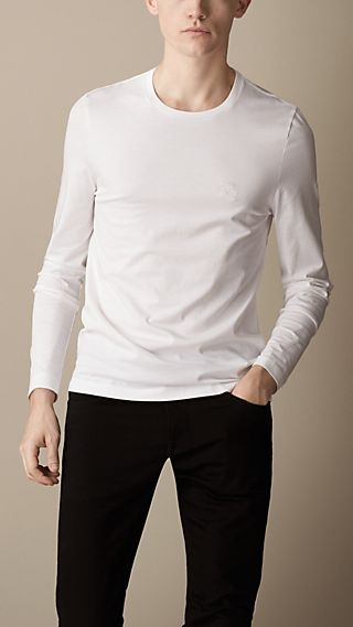 Liquid-Soft Cotton Top