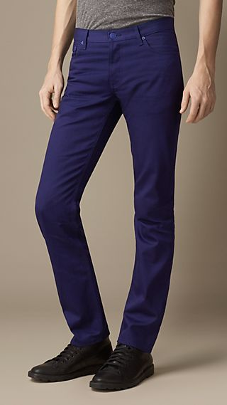 Steadman Piece-Dyed Slim Fit Jeans