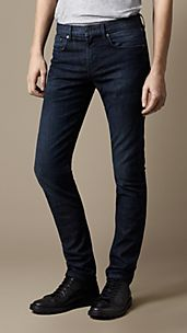 Shoreditch Indigo Stretch Skinny Fit Jeans