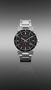 The City BU9380 42mm Chronograph