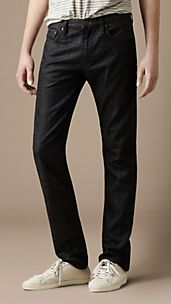 Cavendish Indigo Straight Fit Jeans