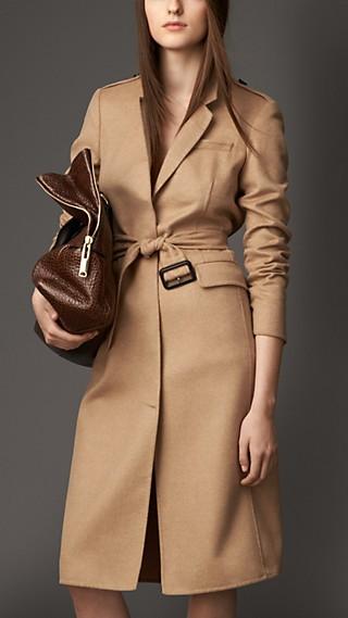 Double Cashmere Coat