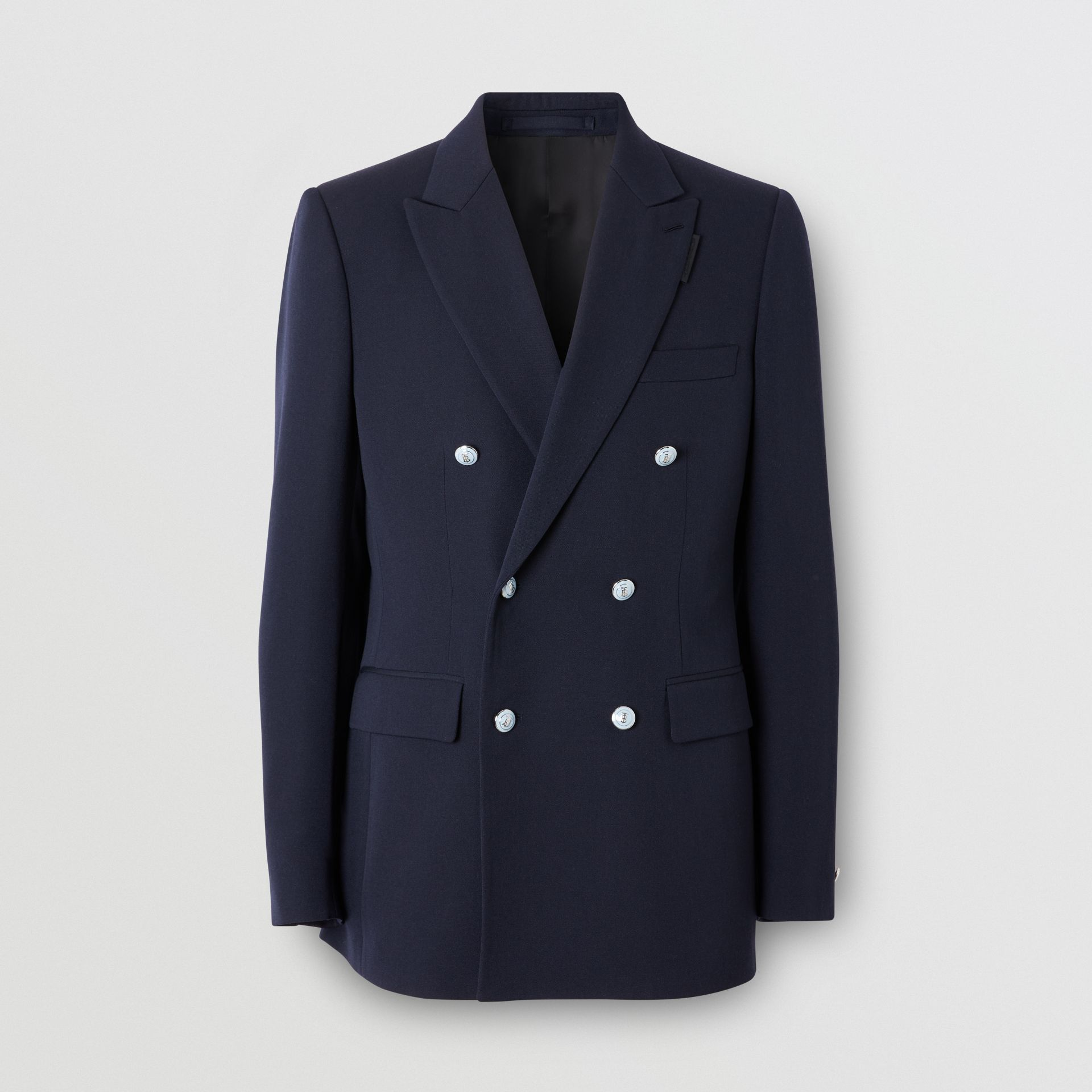 English Fit Wool Double-breasted Jacket - Men | Burberry - gallery image 3